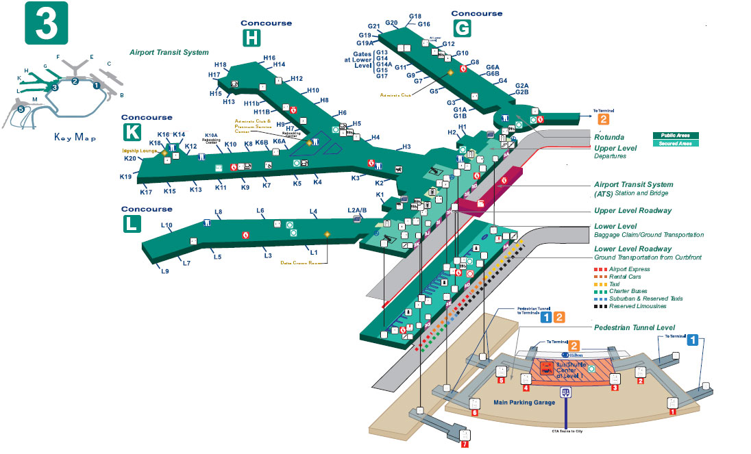 O Hare Airport Schematic Readingrat Net